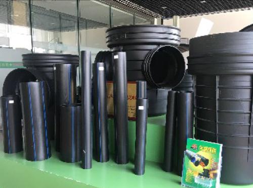 给水用高密度聚乙烯(PE)管材