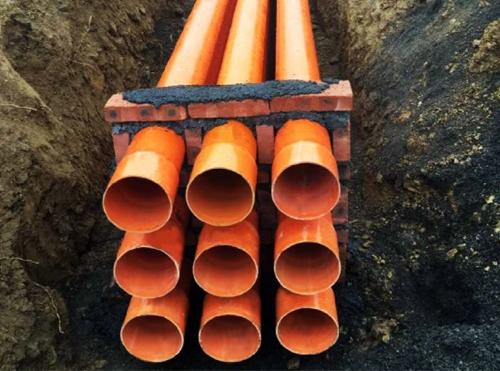 遵义CPVC埋地式电力电缆护套管