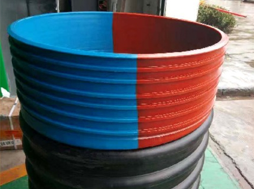 KQSB扩口钢带管
