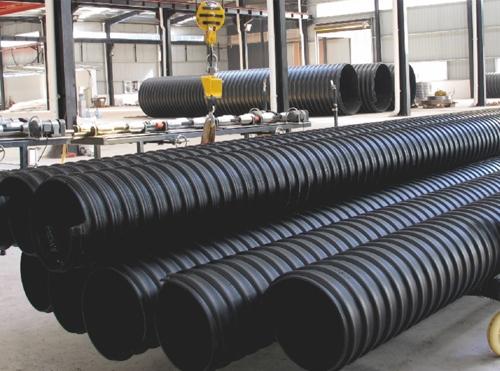 黔南HDPE钢带增强螺旋波纹管